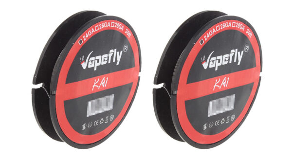 Authentic Vapefly Kanthal A1 Heating Wire (2-Pack)
