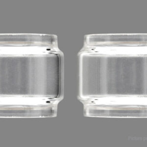 Authentic Vapesoon Glass Tank for SMOK VAPE PEN Plus Clearomizer (2-Pack)