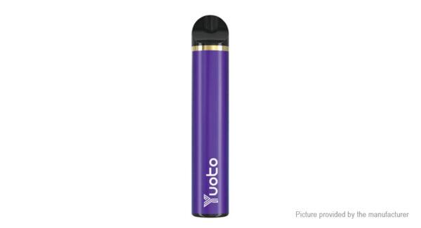 Authentic Yuoto 900mAh Disposable E-Cigarette