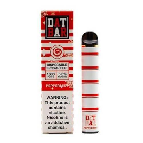 Dat Bar - Disposable Vape Device - Peppermint - Single / 50mg