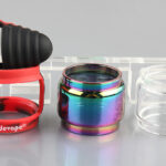 Iwodevape 3-in-1 Replacement Glass Tank + Silicone Sleeve for SMOK TFV8 X-Baby