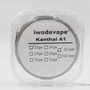 Iwodevape Kanthal A1 Heating Wire for RBA Atomizer