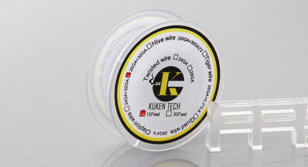Kuken Tech Kanthal A1 Clapton Heating Wire