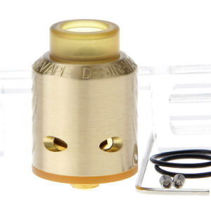 Rabies Styled RDA Rebuildable Dripping Atomizer