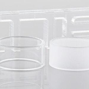 Replacement Glass Tank for GeekVape Avocado 24 RDTA Atomizer (2 Pieces)