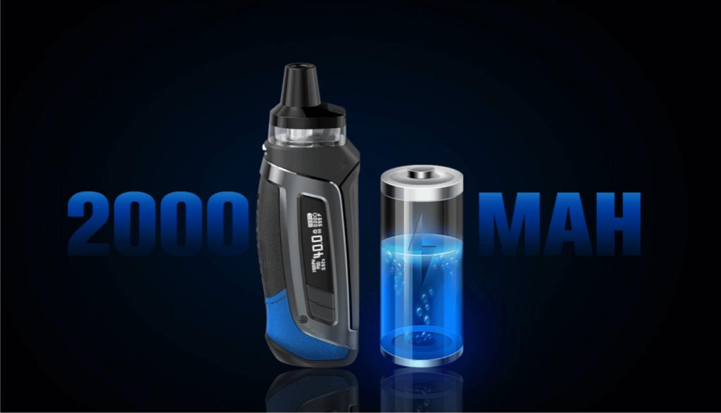 SMOK Morph Pod-40 Kit battery image