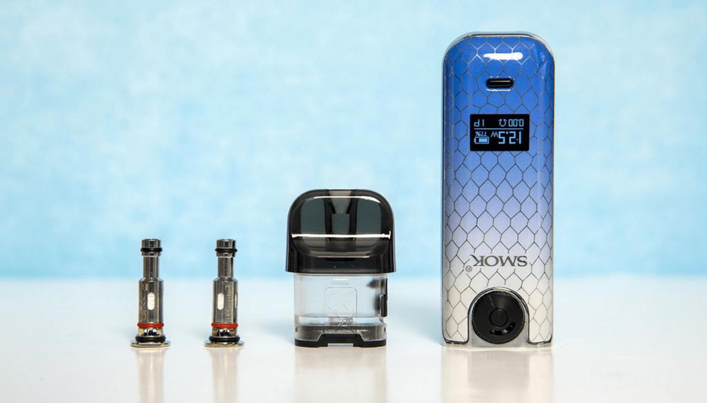 SMOK NOVO 4 25W Kit pod image