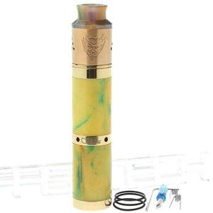 Shiva Styled Mechanical Mod w/ Baal V4 Styled RDA Atomizer Kit