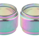 VapeSMOD Replacement Glass Tank for SMOK TFV8 Big Baby Clearomizer (2-Pack)