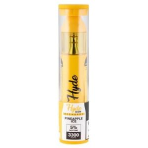 Hyde Icon Recharge - Disposable - Pineapple Ice - Single / 50mg