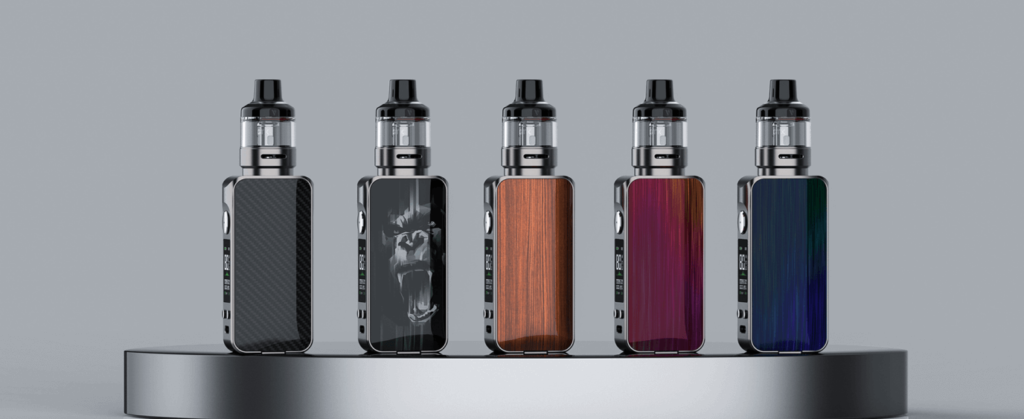 New Vaporesso Luxe 80s 80w colors image
