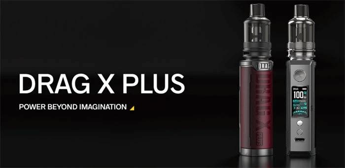 Voopoo Drag X Plus features image